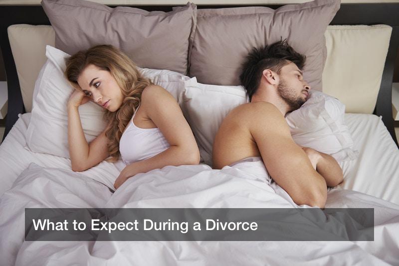 What to Expect During a Divorce