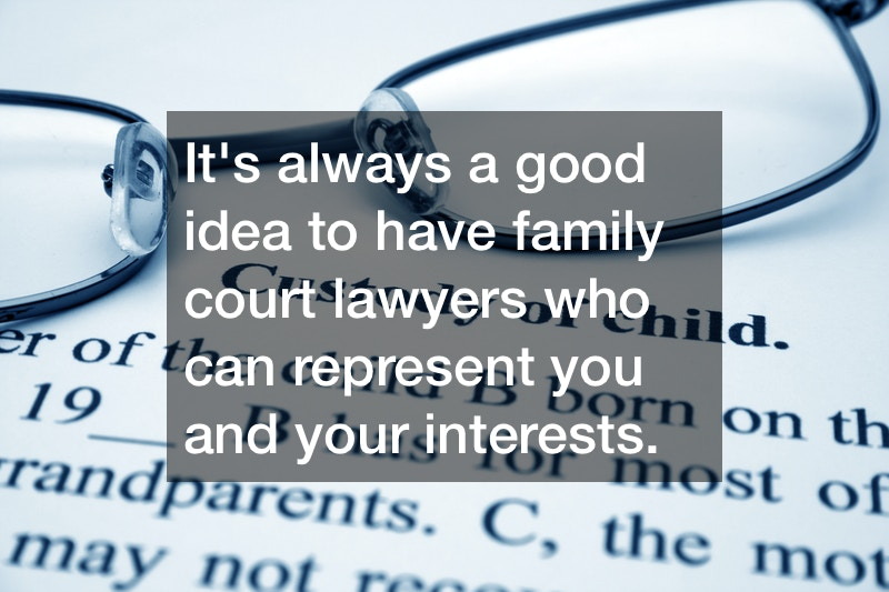 Taking A Closer Look At The Many Complexities Of Family Law