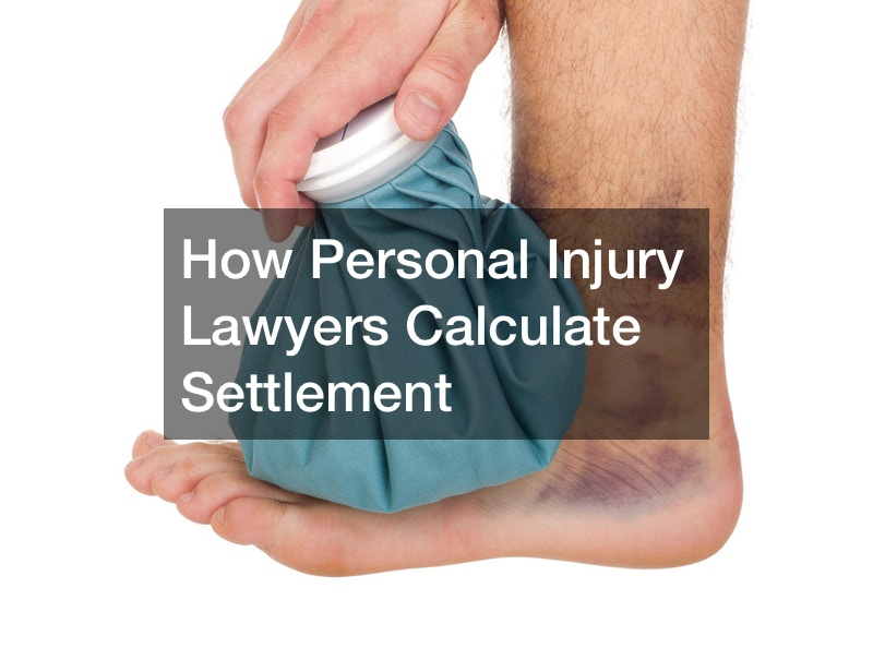 How Personal Injury Lawyers Calculate Settlement